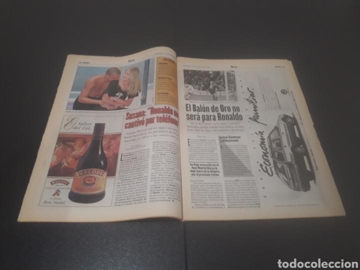 Coleccionismo deportivo: SPORT N° 6152. 15 DE DICIEMBRE 1996. - Foto 8 - 255992095