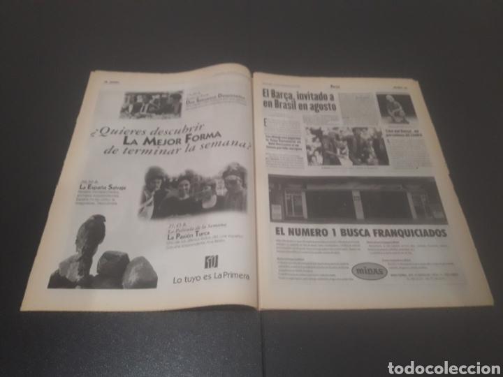 Coleccionismo deportivo: SPORT N° 6152. 15 DE DICIEMBRE 1996. - Foto 10 - 255992095