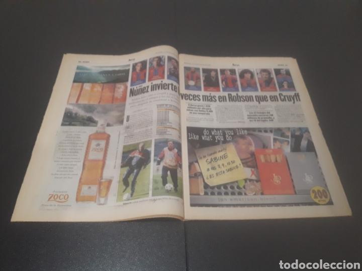 Coleccionismo deportivo: SPORT N° 6152. 15 DE DICIEMBRE 1996. - Foto 11 - 255992095