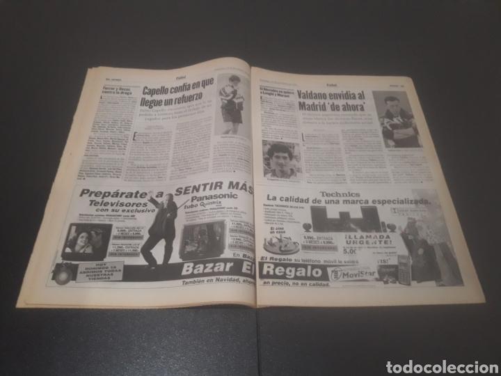 Coleccionismo deportivo: SPORT N° 6152. 15 DE DICIEMBRE 1996. - Foto 17 - 255992095