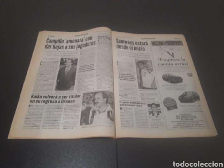Coleccionismo deportivo: SPORT N° 6152. 15 DE DICIEMBRE 1996. - Foto 19 - 255992095