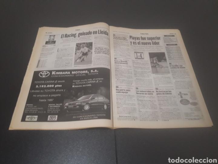 Coleccionismo deportivo: SPORT N° 6152. 15 DE DICIEMBRE 1996. - Foto 20 - 255992095