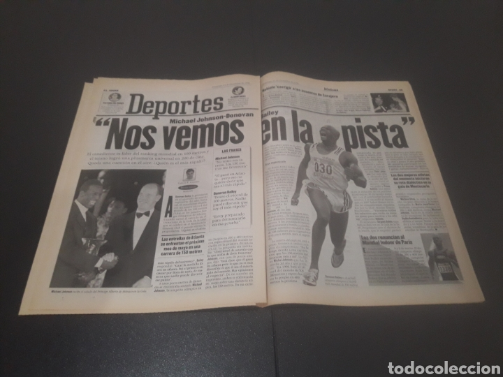 Coleccionismo deportivo: SPORT N° 6152. 15 DE DICIEMBRE 1996. - Foto 23 - 255992095