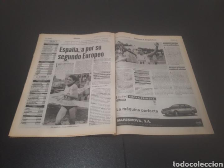 Coleccionismo deportivo: SPORT N° 6152. 15 DE DICIEMBRE 1996. - Foto 24 - 255992095
