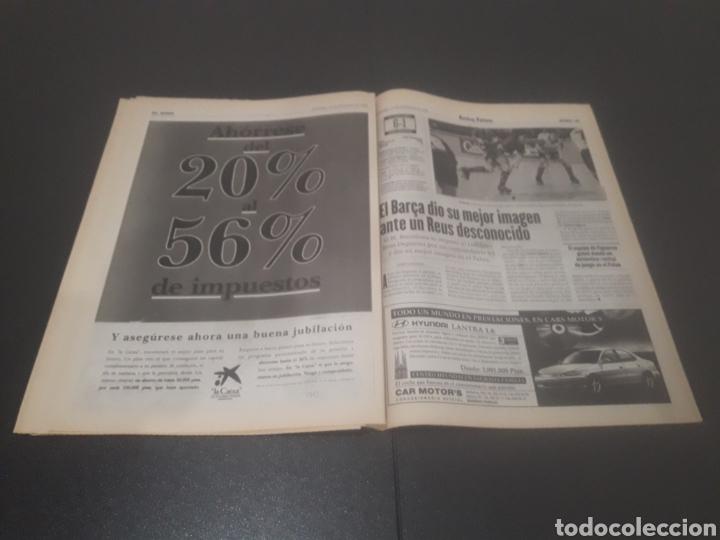 Coleccionismo deportivo: SPORT N° 6152. 15 DE DICIEMBRE 1996. - Foto 26 - 255992095