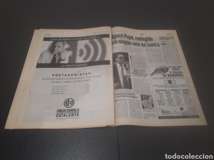 Coleccionismo deportivo: SPORT N° 6152. 15 DE DICIEMBRE 1996. - Foto 27 - 255992095