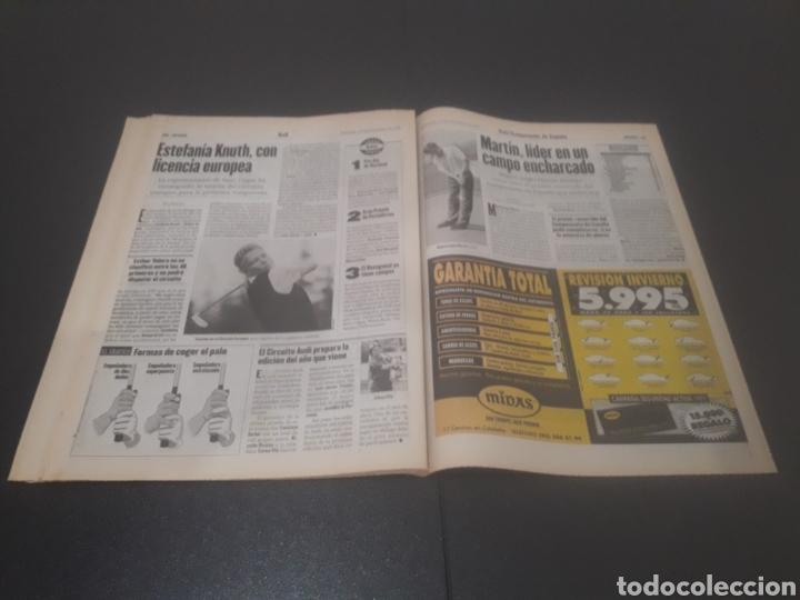 Coleccionismo deportivo: SPORT N° 6152. 15 DE DICIEMBRE 1996. - Foto 31 - 255992095