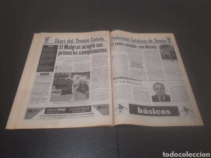 Coleccionismo deportivo: SPORT N° 6152. 15 DE DICIEMBRE 1996. - Foto 32 - 255992095