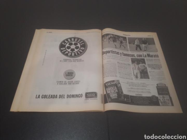 Coleccionismo deportivo: SPORT N° 6152. 15 DE DICIEMBRE 1996. - Foto 36 - 255992095