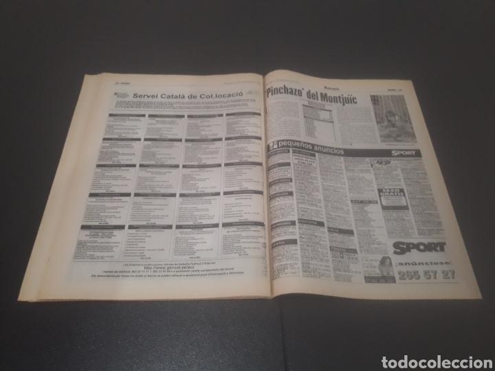 Coleccionismo deportivo: SPORT N° 6152. 15 DE DICIEMBRE 1996. - Foto 37 - 255992095