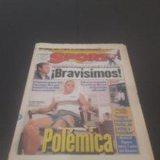 Coleccionismo deportivo: SPORT N° 6152. 15 DE DICIEMBRE 1996.. Lote 255992095