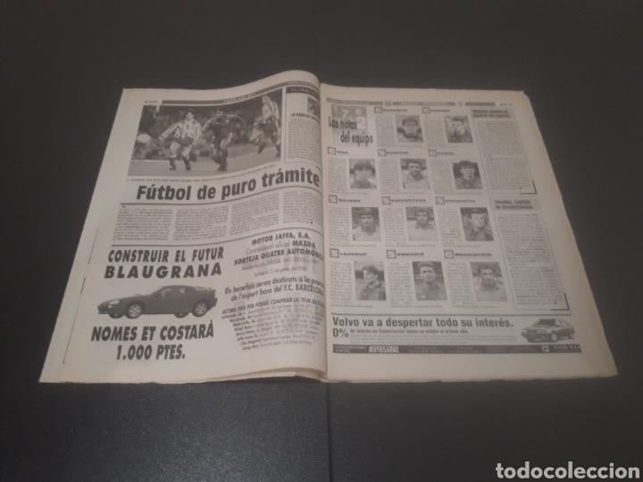 Coleccionismo deportivo: SPORT N° 5093. 13 DE ENERO 1994. - Foto 3 - 255993610