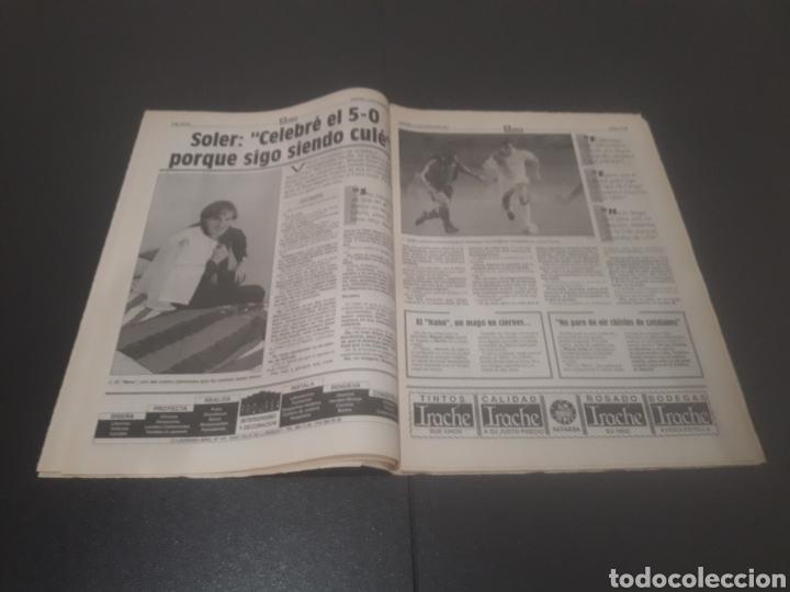 Coleccionismo deportivo: SPORT N° 5093. 13 DE ENERO 1994. - Foto 7 - 255993610