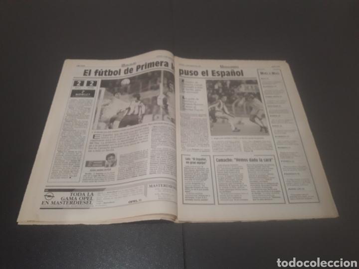 Coleccionismo deportivo: SPORT N° 5093. 13 DE ENERO 1994. - Foto 10 - 255993610