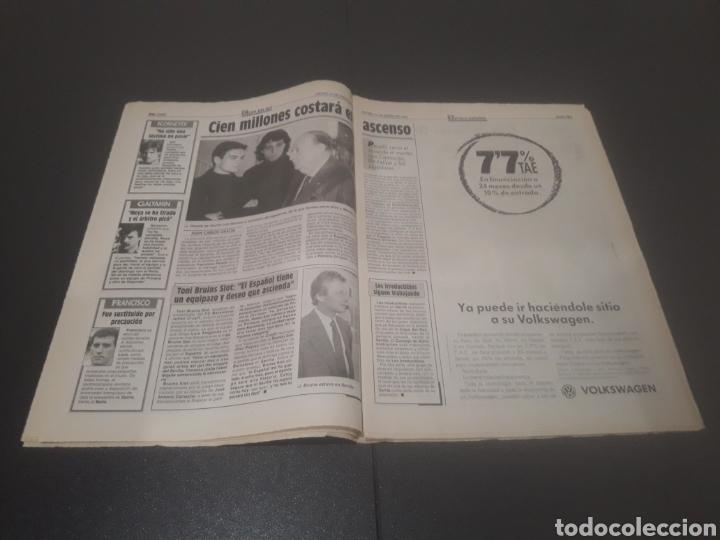 Coleccionismo deportivo: SPORT N° 5093. 13 DE ENERO 1994. - Foto 11 - 255993610