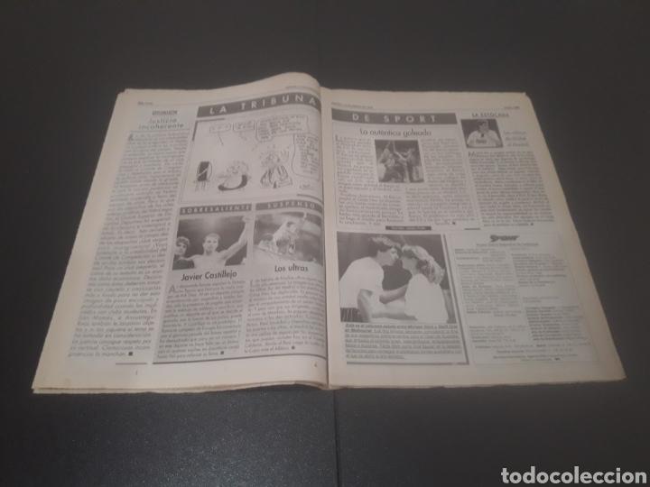 Coleccionismo deportivo: SPORT N° 5093. 13 DE ENERO 1994. - Foto 15 - 255993610