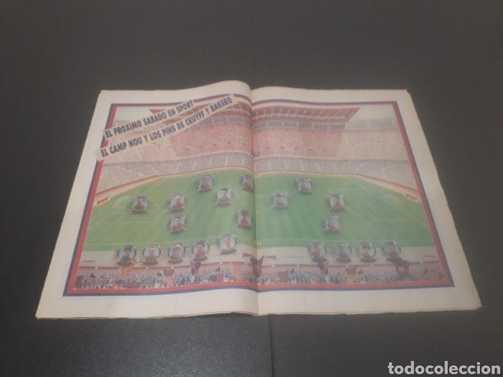 Coleccionismo deportivo: SPORT N° 5093. 13 DE ENERO 1994. - Foto 19 - 255993610