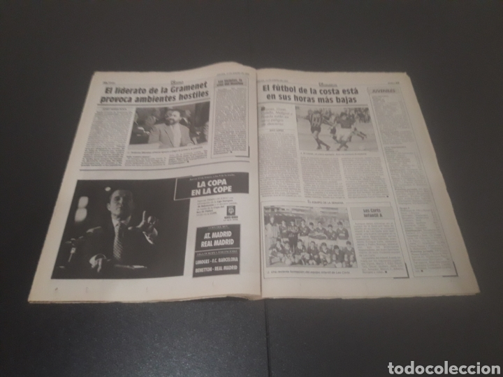 Coleccionismo deportivo: SPORT N° 5093. 13 DE ENERO 1994. - Foto 20 - 255993610