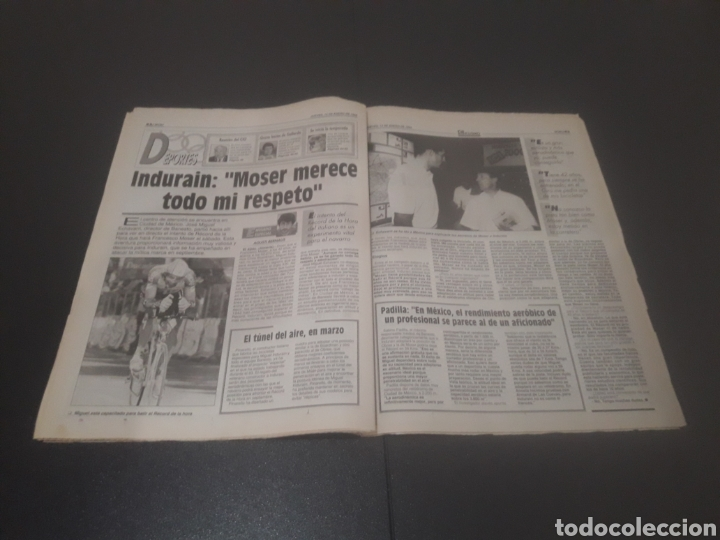 Coleccionismo deportivo: SPORT N° 5093. 13 DE ENERO 1994. - Foto 22 - 255993610