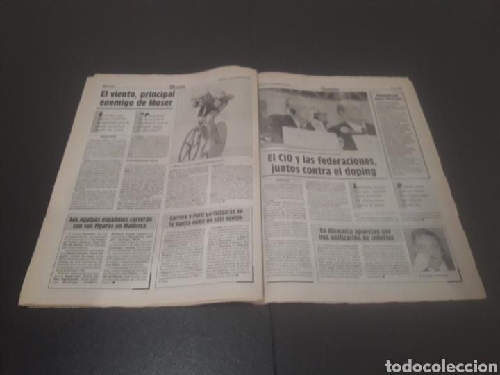 Coleccionismo deportivo: SPORT N° 5093. 13 DE ENERO 1994. - Foto 23 - 255993610