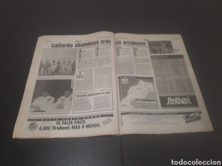 Coleccionismo deportivo: SPORT N° 5093. 13 DE ENERO 1994. - Foto 25 - 255993610