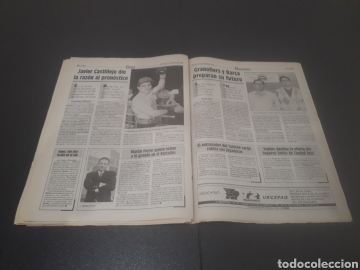 Coleccionismo deportivo: SPORT N° 5093. 13 DE ENERO 1994. - Foto 29 - 255993610