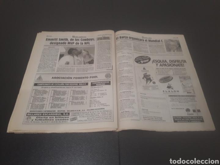 Coleccionismo deportivo: SPORT N° 5093. 13 DE ENERO 1994. - Foto 30 - 255993610
