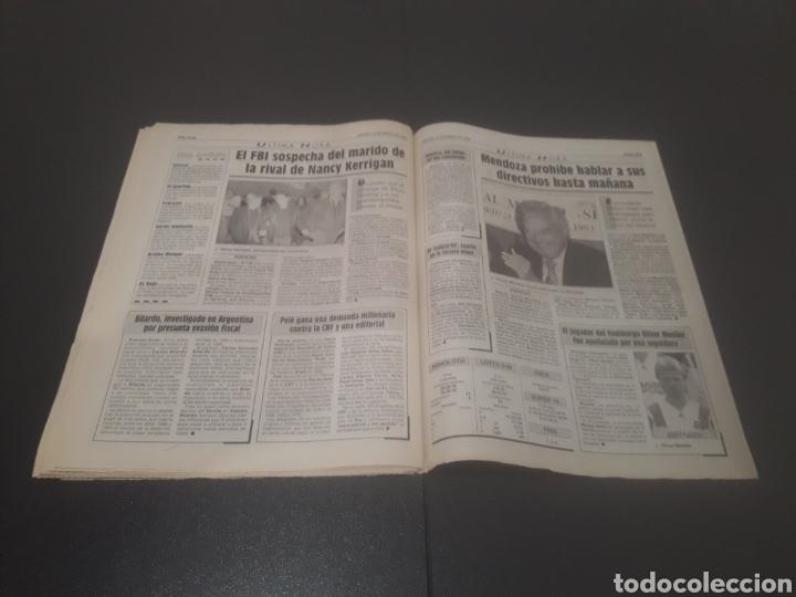 Coleccionismo deportivo: SPORT N° 5093. 13 DE ENERO 1994. - Foto 36 - 255993610