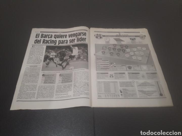 Coleccionismo deportivo: SPORT N° 5776. 2 DE DICIEMBRE 1995. - Foto 2 - 255996785