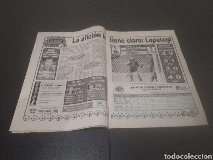 Coleccionismo deportivo: SPORT N° 5776. 2 DE DICIEMBRE 1995. - Foto 8 - 255996785