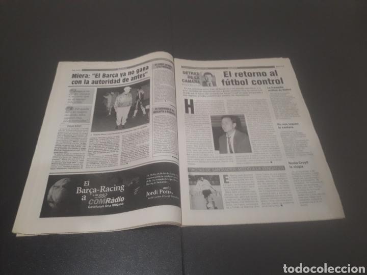 Coleccionismo deportivo: SPORT N° 5776. 2 DE DICIEMBRE 1995. - Foto 9 - 255996785