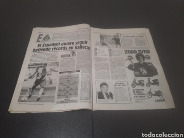 Coleccionismo deportivo: SPORT N° 5776. 2 DE DICIEMBRE 1995. - Foto 11 - 255996785