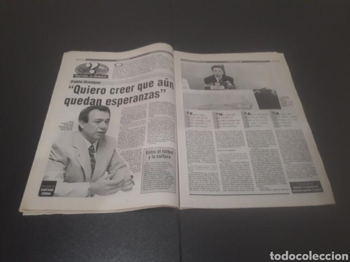 Coleccionismo deportivo: SPORT N° 5776. 2 DE DICIEMBRE 1995. - Foto 12 - 255996785