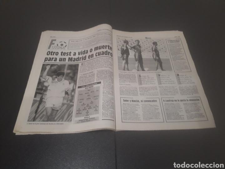 Coleccionismo deportivo: SPORT N° 5776. 2 DE DICIEMBRE 1995. - Foto 13 - 255996785