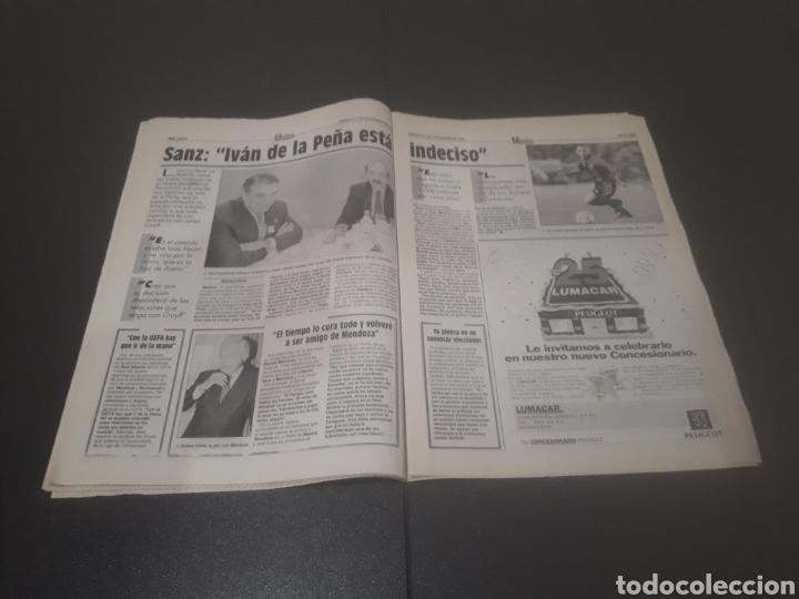 Coleccionismo deportivo: SPORT N° 5776. 2 DE DICIEMBRE 1995. - Foto 14 - 255996785