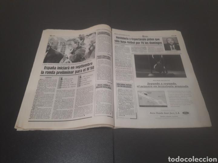 Coleccionismo deportivo: SPORT N° 5776. 2 DE DICIEMBRE 1995. - Foto 15 - 255996785