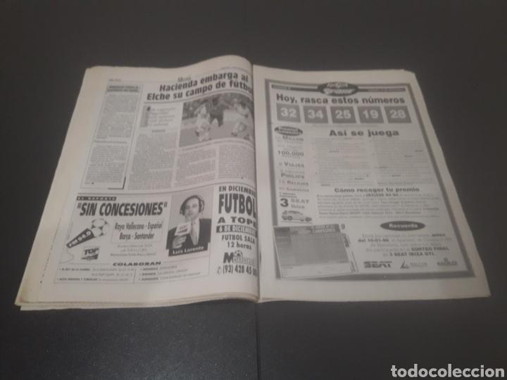 Coleccionismo deportivo: SPORT N° 5776. 2 DE DICIEMBRE 1995. - Foto 16 - 255996785