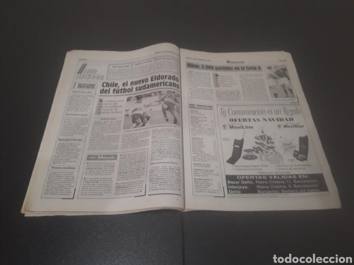 Coleccionismo deportivo: SPORT N° 5776. 2 DE DICIEMBRE 1995. - Foto 17 - 255996785