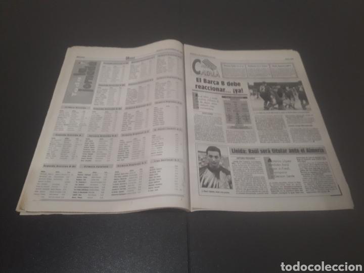 Coleccionismo deportivo: SPORT N° 5776. 2 DE DICIEMBRE 1995. - Foto 18 - 255996785