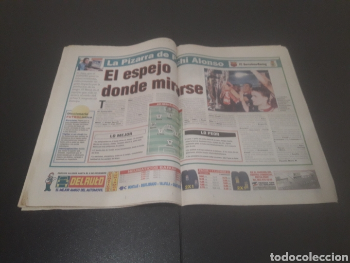 Coleccionismo deportivo: SPORT N° 5776. 2 DE DICIEMBRE 1995. - Foto 19 - 255996785