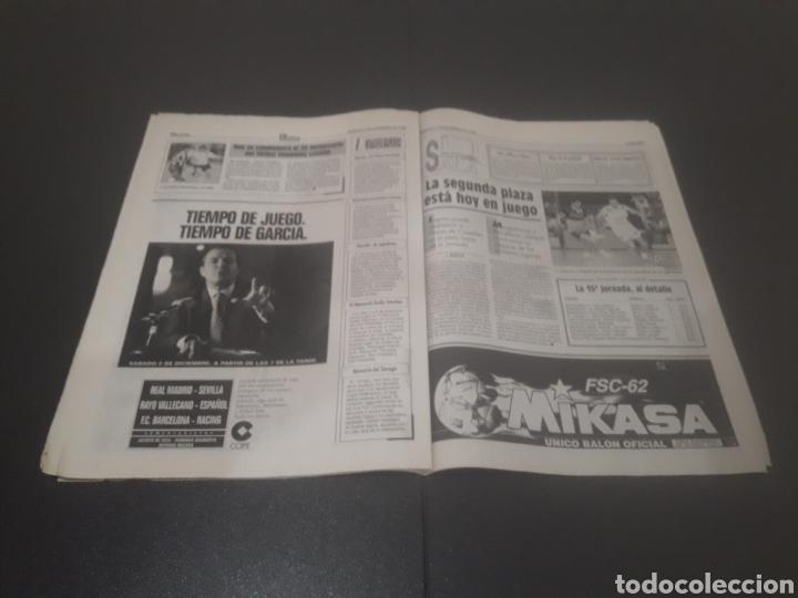Coleccionismo deportivo: SPORT N° 5776. 2 DE DICIEMBRE 1995. - Foto 21 - 255996785