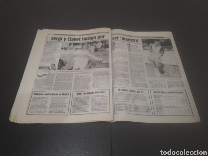 Coleccionismo deportivo: SPORT N° 5776. 2 DE DICIEMBRE 1995. - Foto 24 - 255996785