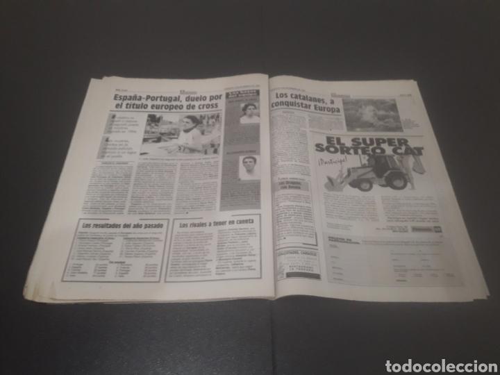Coleccionismo deportivo: SPORT N° 5776. 2 DE DICIEMBRE 1995. - Foto 27 - 255996785
