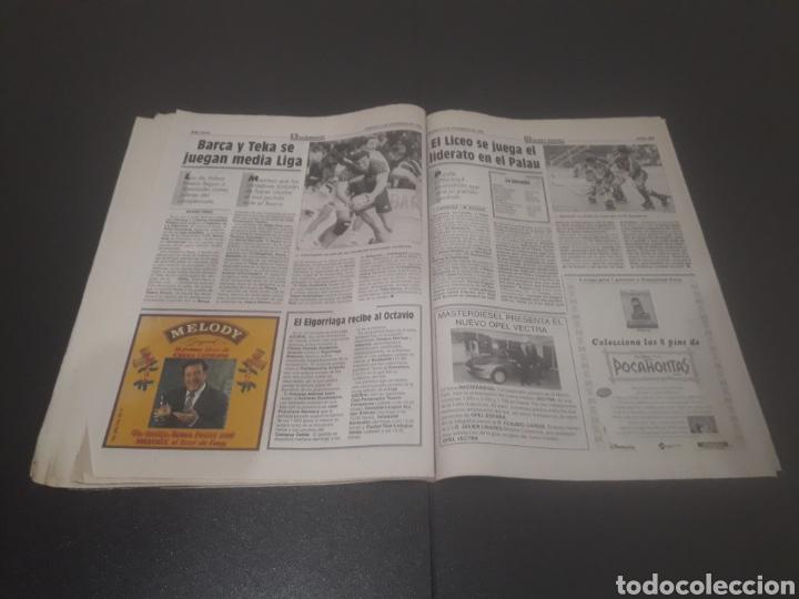 Coleccionismo deportivo: SPORT N° 5776. 2 DE DICIEMBRE 1995. - Foto 28 - 255996785