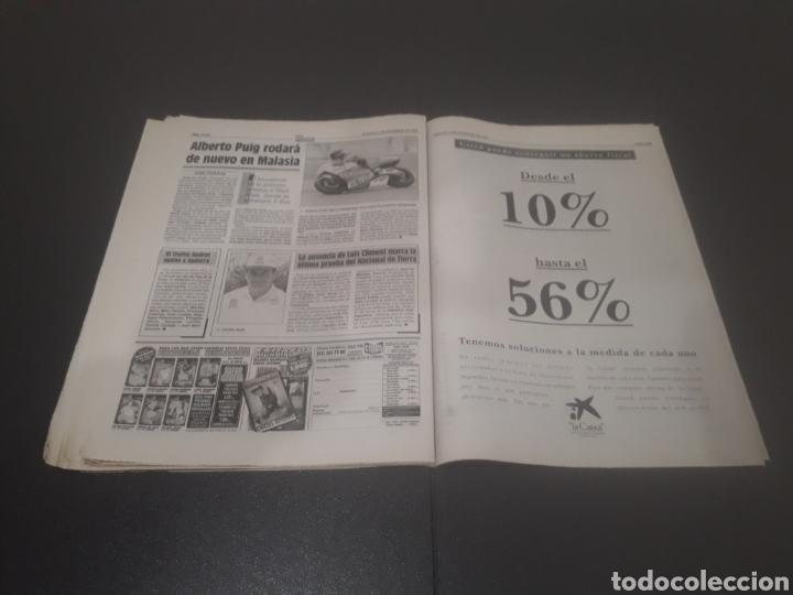 Coleccionismo deportivo: SPORT N° 5776. 2 DE DICIEMBRE 1995. - Foto 29 - 255996785