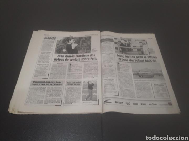 Coleccionismo deportivo: SPORT N° 5776. 2 DE DICIEMBRE 1995. - Foto 30 - 255996785
