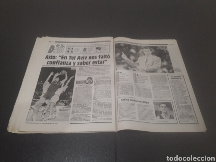 Coleccionismo deportivo: SPORT N° 5776. 2 DE DICIEMBRE 1995. - Foto 31 - 255996785