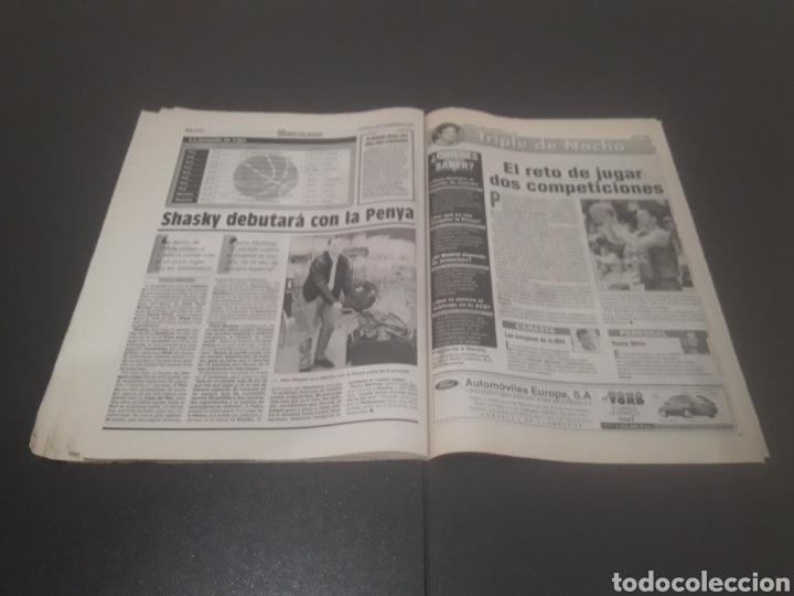 Coleccionismo deportivo: SPORT N° 5776. 2 DE DICIEMBRE 1995. - Foto 32 - 255996785