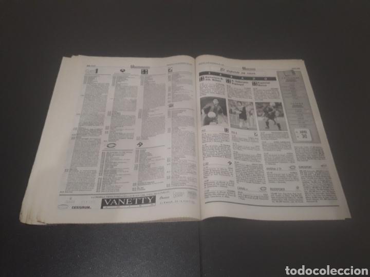 Coleccionismo deportivo: SPORT N° 5776. 2 DE DICIEMBRE 1995. - Foto 35 - 255996785