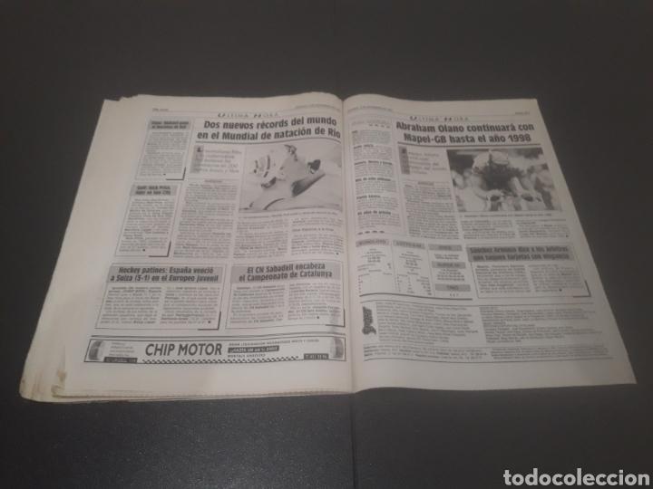 Coleccionismo deportivo: SPORT N° 5776. 2 DE DICIEMBRE 1995. - Foto 36 - 255996785